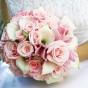 Różowa kula
