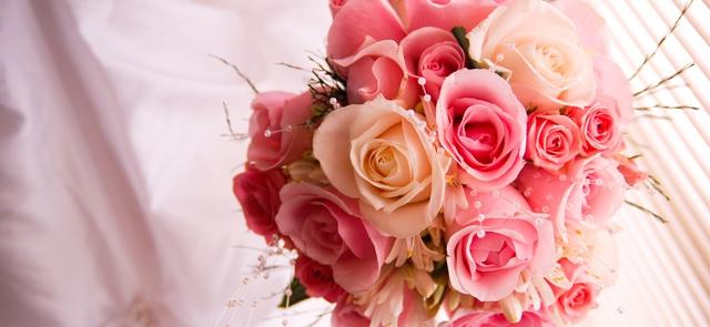 Różne odcienie różu