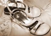 Buty ślubne na lato