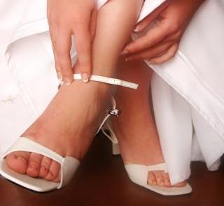 Eleganckie sandałki na letni ślub