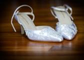 Buty ślubne na wiosnę