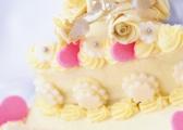 Torty weselne słodko-różowe