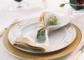 Serwetki na przyjęciu weselnym