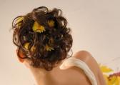 Fryzury ślubne - włosy upięte i koki