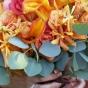 Do ślubu z kantadeskami, storczykami i eukaliptusem