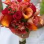 Kwiaty do ślubu - kantadeski, róże i owoce dziurawca