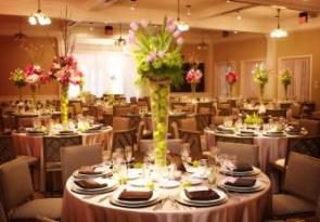 Owocowe dekoracje weselne