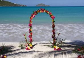 Ślub na plaży?