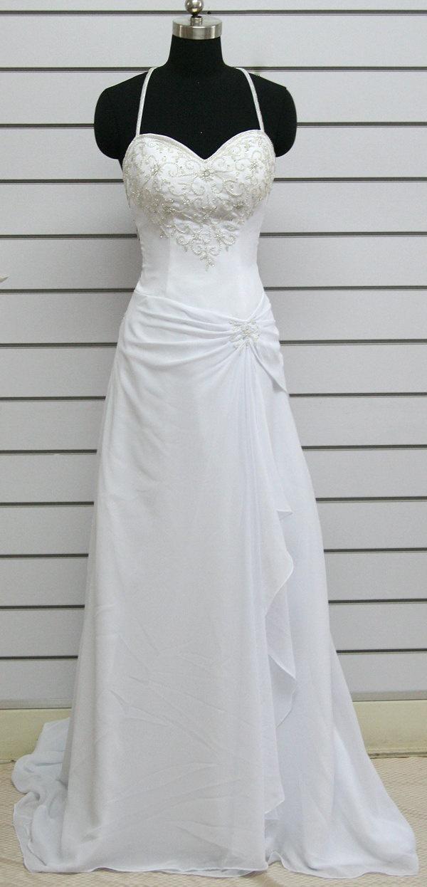 Suknia ślubna - litera A