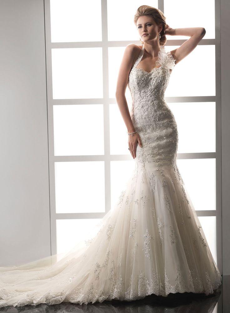 Suknia ślubna fason rybka